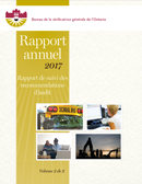 Rapport annuel 2017 volume 2