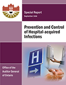 Special Report on Prevention and Control of Hospital-acquired Infections